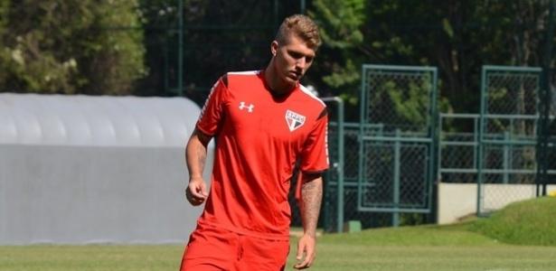 Lyanco aprovou o primeiro contato com o técnico Ricardo Gomes