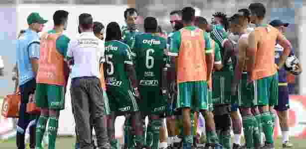 Palmeiras x Água Santa - Cesar Greco/Ag Palmeiras - Cesar Greco/Ag Palmeiras