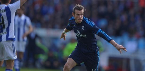 """Real Madrid venceu a Real Sociedad neste sábado com gol de Bale - $escape.getH()uolbr_geraModulos(""""embed-foto"""",""""/2016/bale-comemoracao2-1462032569000.vm"""")"""