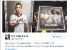 Adidas erra grafia de Colômbia em propagandas e gera revolta no Twitter - Twitter/Reprodução