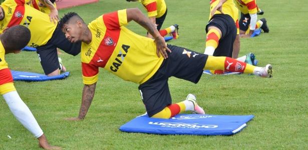 Atacante Marinho já tem dez gols pelo Vitória na temporada de 2016
