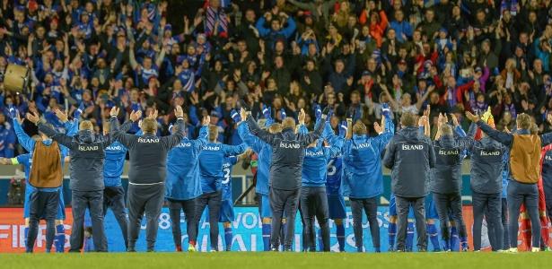 Sensação da Euro 2016, Islândia venceu Finlândia na rodada