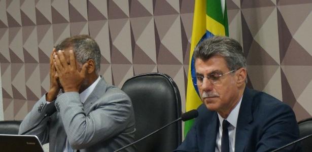 Relatório de Romero Jucá foi aprovado rapidamente