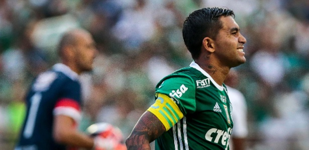 Dudu renovou contrato com o Palmeiras até 2020 recentemente