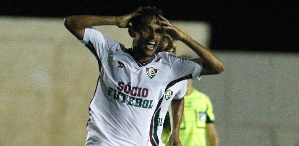 Tricolor Gustavo Scarpa está afastado desde partida diante do Madureira