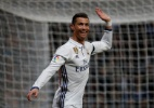 Real quer aval de Cristiano Ronaldo para contratar atacante, diz jornal - REUTERS/Sergio Perez