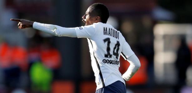 Blaise Matuidi está no PSG desde 2011