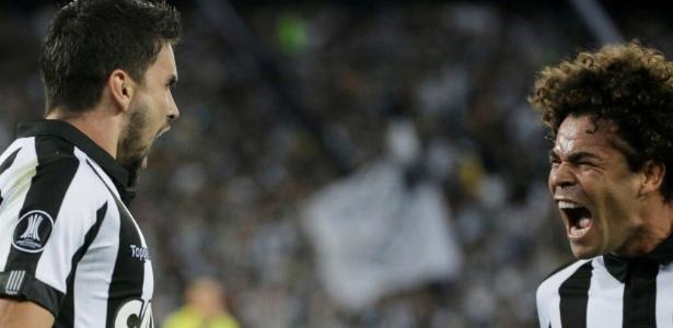 Botafogo conseguiu classificação para as oitavas de final da Libertadores com rodada de antecedência