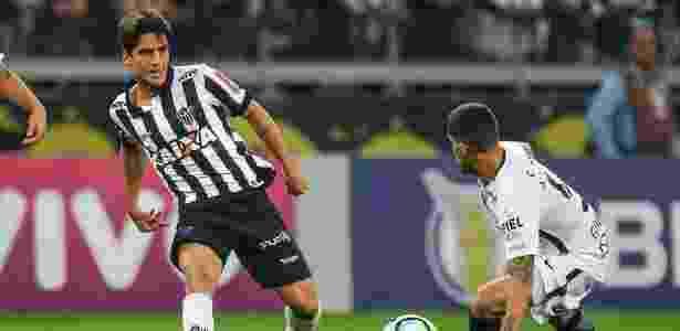 Gustavo Blanco vai ser inscrito pelo Atlético-MG na Copa Libertadores - Bruno Cantini/Clube Atlético Mineiro - Bruno Cantini/Clube Atlético Mineiro