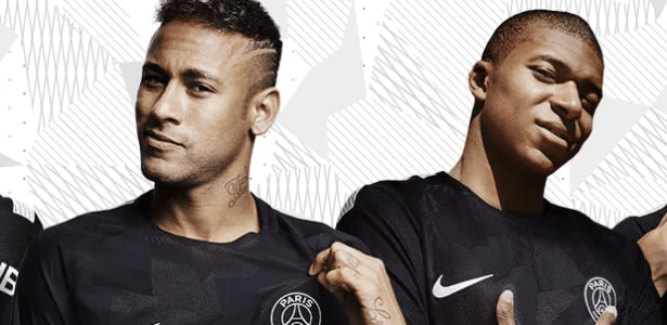 Contratações de Neymar e Mbappé levam PSG à investigação da Uefa