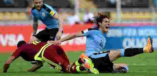 Uruguai empata com Venezuela e já garante pelo menos repescagem - 05 ... 5695981118c90