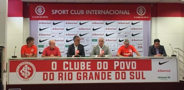 Internacional iniciou as atividades de 2018 nesta terça-feira, no Beira-Rio