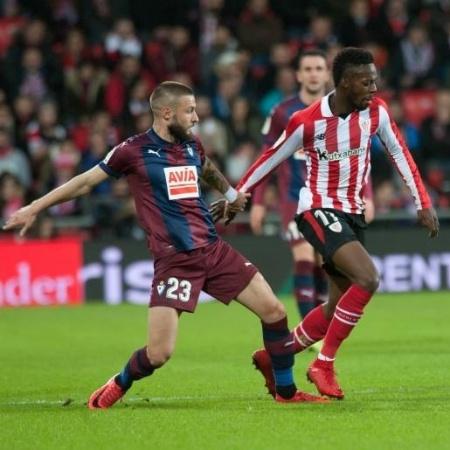 Athletic Bilbao e Eibar empatam em 1 a 1 - Divulgação
