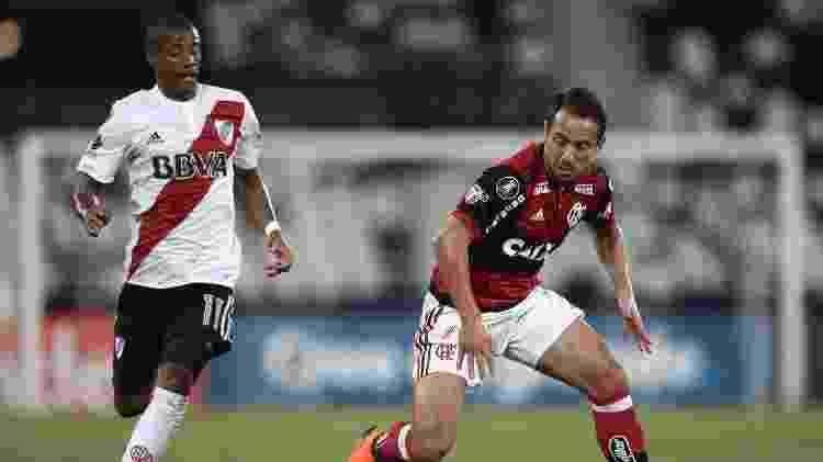 Flamengo x River - André Mourão/AGIF - André Mourão/AGIF