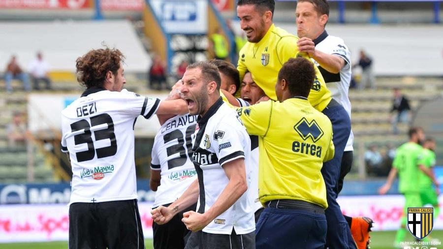 Parma voltou à elite do futebol italiano - Divulgação