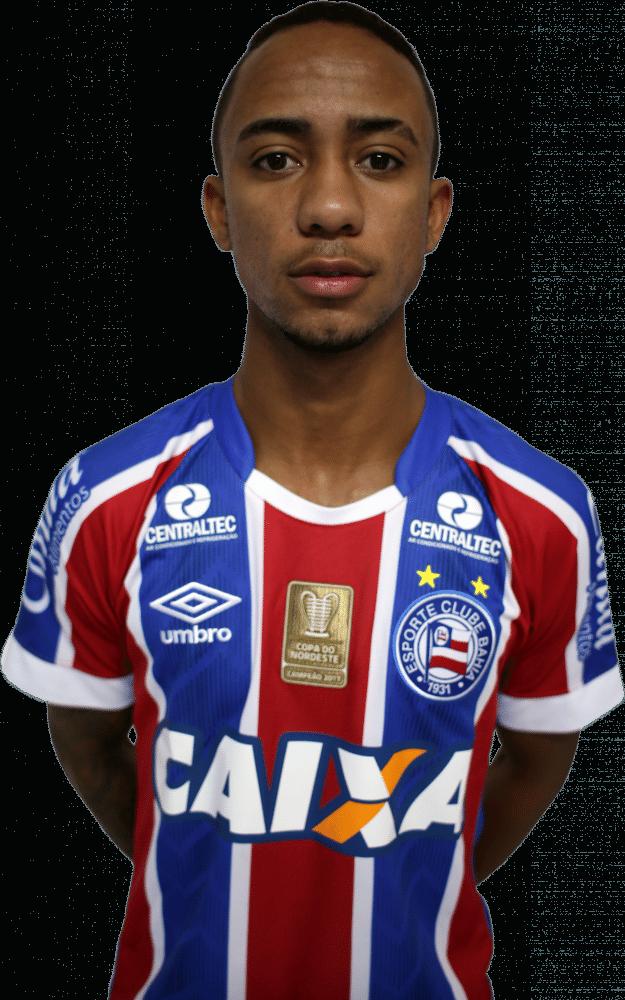 Italo Barbosa de Andrade, atacante do Bahia