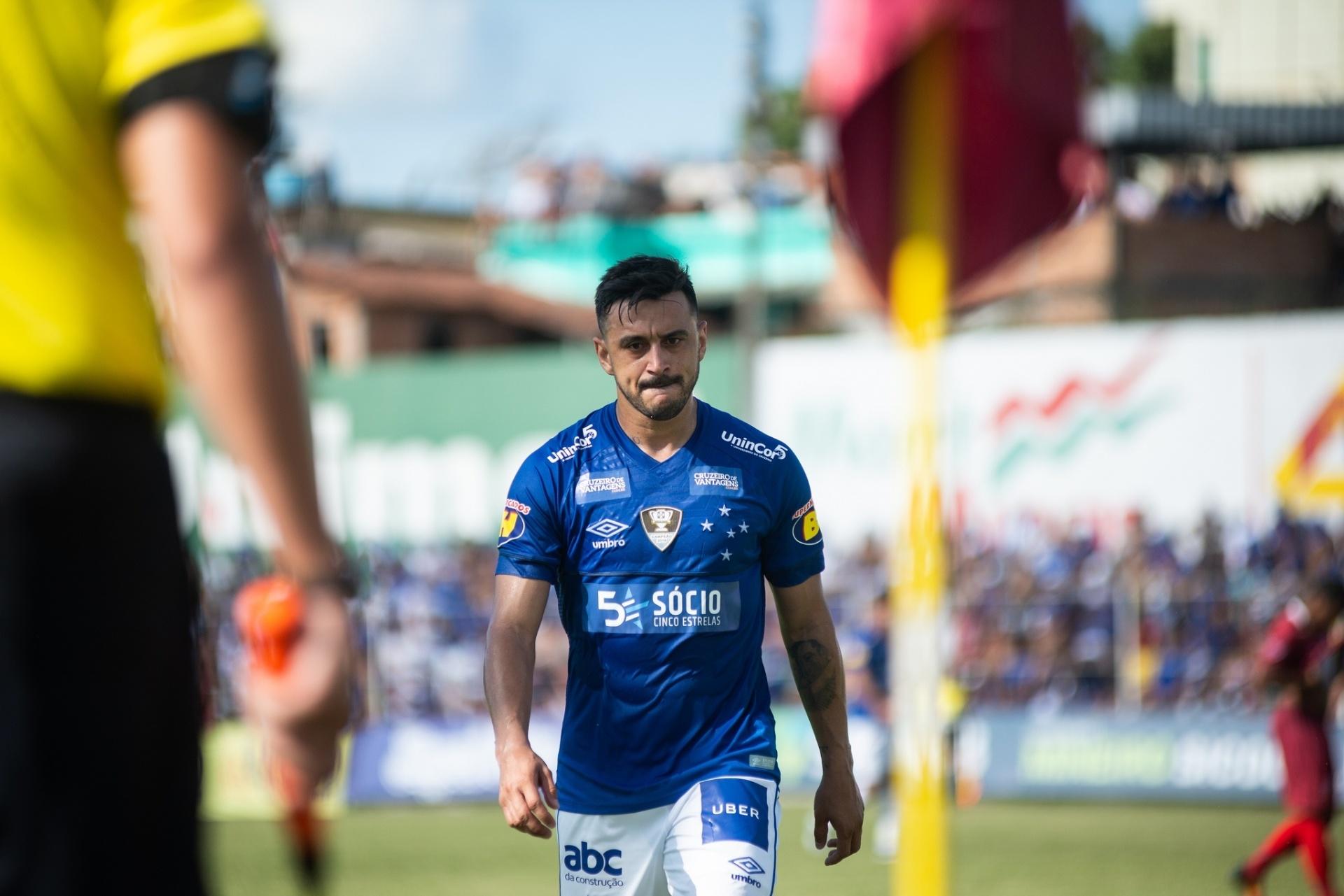 Cruzeiro planeja lançar uniforme principal antes da estreia na Libertadores  - Esporte - BOL 1dd6be96d97b2