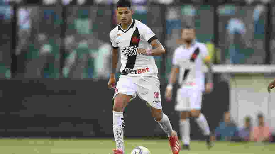 Marrony deixou o Vasco para reforçar o Atlético-MG no mercado da bola - MARCELO GONCALVES/AGÊNCIA O DIA/ESTADÃO CONTEÚDO
