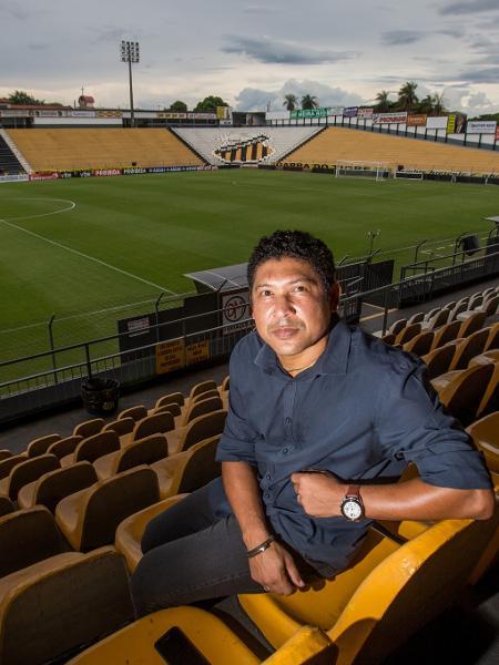 Genilson Rocha, presidente do Novorizontino - Ricardo Matsukawa/UOL Esporte