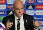 Fifa ameaça estender sanções em todo o mundo por conta de racismo - Elsa/Getty Images