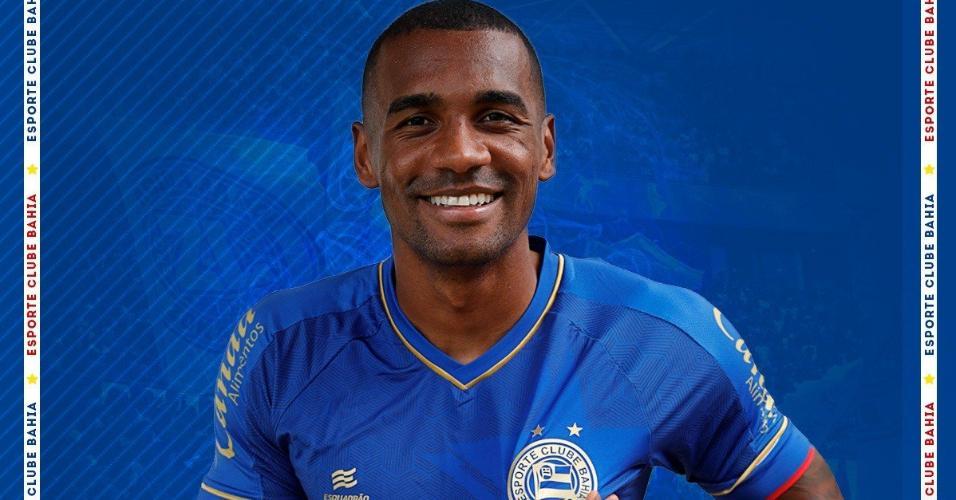 Zagueiro Marllon é oficializado como reforço do Bahia