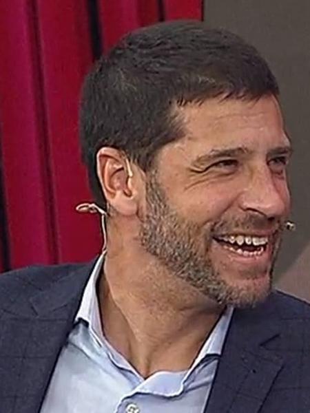 Seba Domínguez, ex-zagueiro do Corinthians - Reprodução/TV