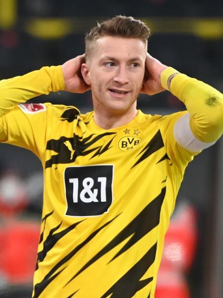 Marco Reus, do Borussia Dortmund - Ina Fassbender / POOL / AFP