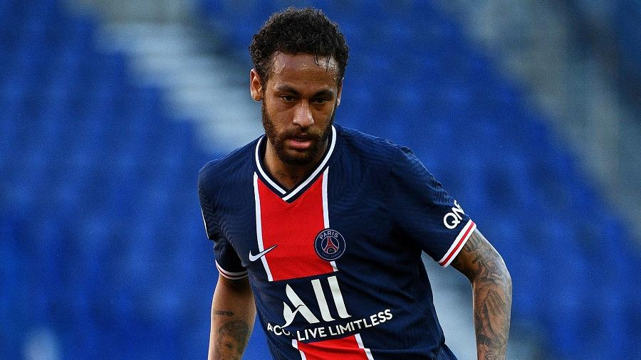 Neymar se defendeu sobre suposto caso de abuso sexual contra uma funcionária da Nike - Franck Fife/AFP