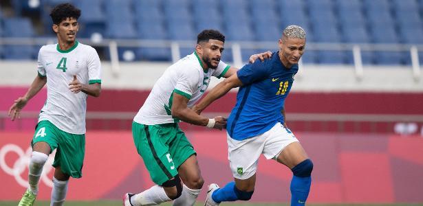 Futebol masculino | Egito elimina Argentina e vai encarar o Brasil nas quartas de final