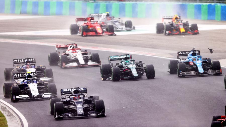 Dan Istitene - Formula 1/Formula 1 via Getty Images
