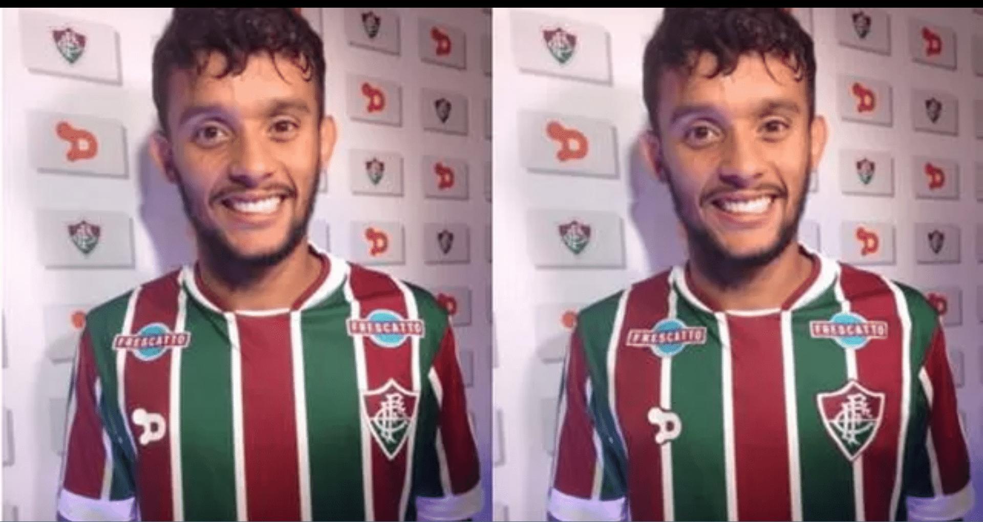 a0e754a188 Fornecedora comete erro e terá que  editar  novo uniforme do Fluminense -  08 03 2016 - UOL Esporte