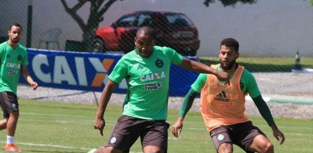 Anderson será desfalque no Coritiba em Londrina