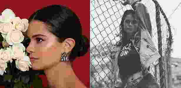 Lara Nobre fez ensaios como modelo - Lucas Mendes/Divulgação - Lucas Mendes/Divulgação
