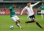 Palmeiras leva nove amarelos e perde quatro jogadores por suspensão - Daniel Vorley/AGIF