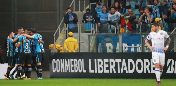 Time gaúcho não chegava às quartas de final da Libertadores desde 2009