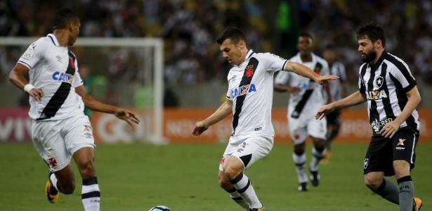 Resultado de imagem para Vasco vence o Bota, e outros resultados garantem dupla nas semi do Carioca
