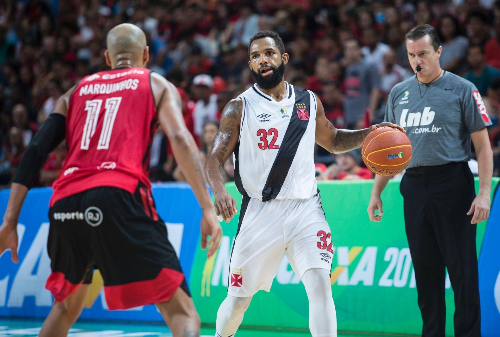 b242205a7e Vasco pode ter desmanche no basquete e deve até para quem jogou NBB passado  - 09 01 2018 - UOL Esporte