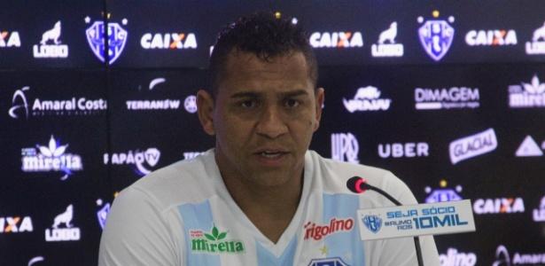 Walter vestirá a camisa de número 19 no Paysandu - Jorge Luiz/Paysandu