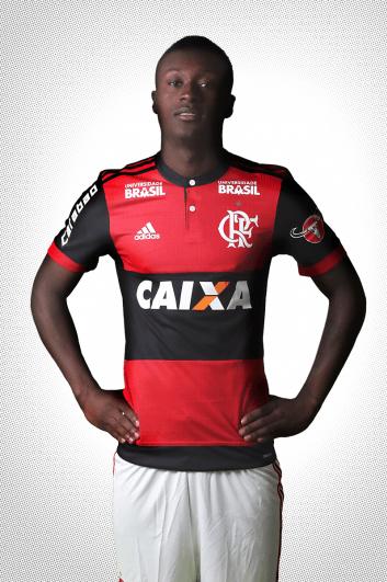 Marlos Moreno, atacante do Flamengo