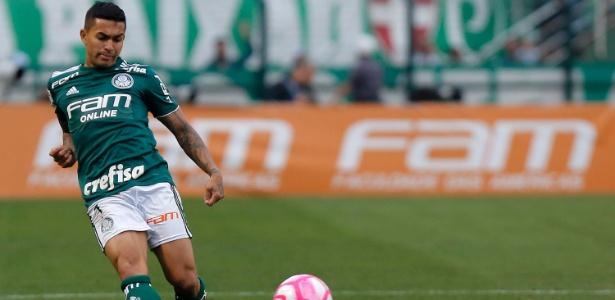 """""""Não tenho proposta. Tenho contrato com o Palmeiras até 2022"""", afirma camisa 7"""