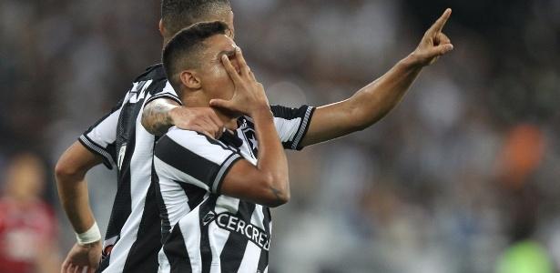 ced15b4f4a Botafogo aguarda situação de Erik no Palmeiras para tentar nova ...