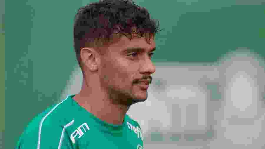 Gustavo Scarpa, jogador do Palmeiras - Marcello Zambrana/AGIF