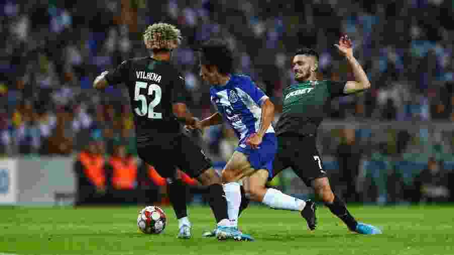Jogo entre Porto e Krasnodar não foi transmitido na Rússia - Carlos Rodrigues/Getty Images