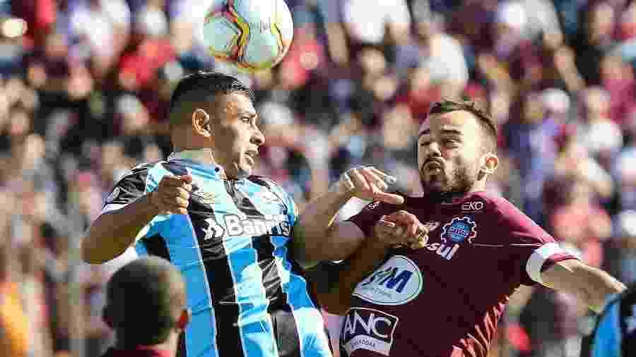 O Grêmio volta a campo após perder a final do primeiro turno do Campeonato Gaúcho -  Pedro H. Tesch/AGIF