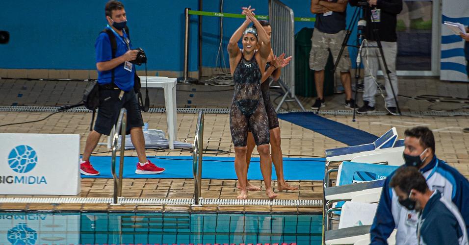 Flamengo ENS garante 13 medalhas em Seletiva Olímpica