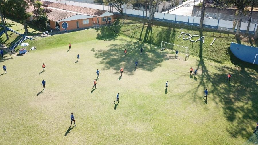 Diretoria do Cruzeiro afirma que clube recuperou certificado de clube formador pela CBF - Divulgação/Cruzeiro