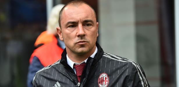Técnico do Milan reclamou da postura de seus atletas após derrota para Roma