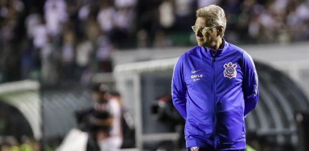 Treinador demonstrou confiança em classificação do Corinthians para a Libertadores