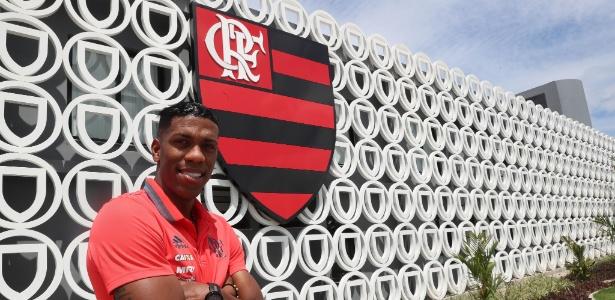Berrío pode fazer sua estreia pelo Flamengo contra o Grêmio