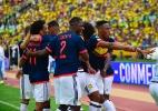 Colômbia bate Equador fora de casa e resultado beneficia o Brasil - Rodrigo Buendia/AFP Photo